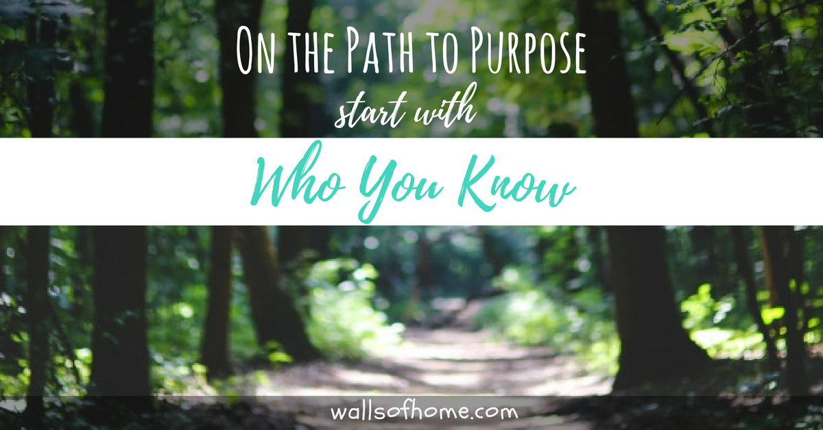 Are you looking for your purpose? Here is the first step you need to take in finding and fulfilling it!