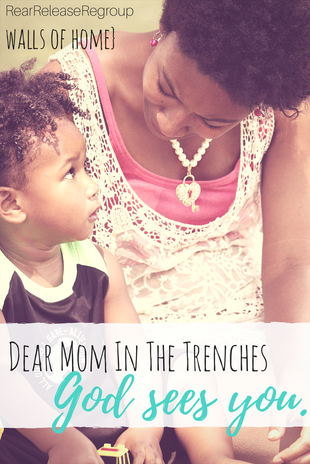 A free 5 day make-over kit for exhausted and worn out Moms in the trenches!