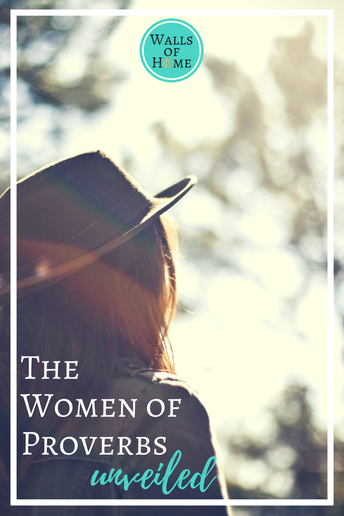 Join our study of the women found in Proverbs and discover what it really means to be a women of wisdom and honor!